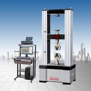 塑料管材断延伸率试验机