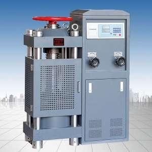 200吨加气砖压力试验机